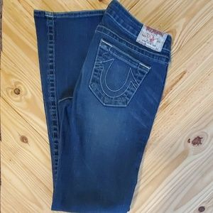True Religion Tori Bootcut Jeans size 30